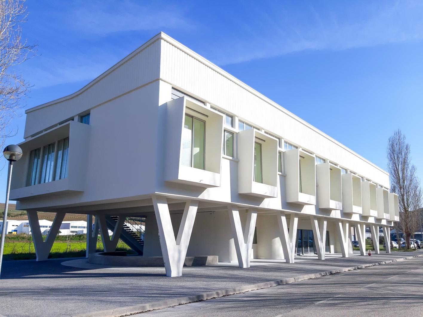 Reabilitação de Edifício para Museu Joaquim Agostinho