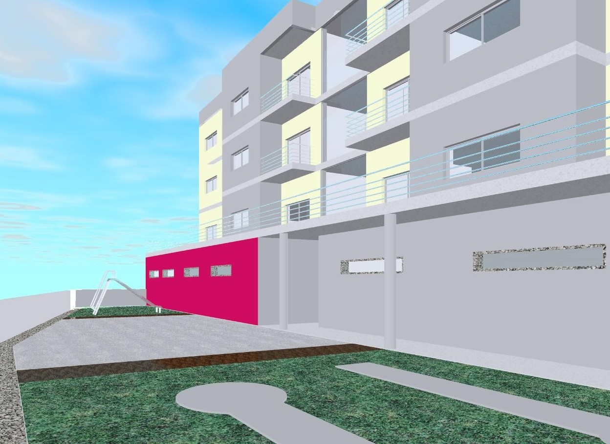 Edifício Misto